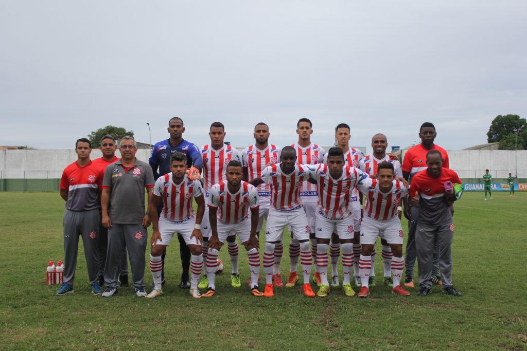 Bangu chega a semifinal da Taça Guanabara com triunfo na Região dos Lagos (Foto: João Carlos Gomes/Bangu)