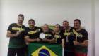 Seleção campeã no chapas: Paulo Costa (Vasco), Abel Cepa (Vasco), Marcelo Coutinho (Bangu), Barthez (Torigno-SP), Lauro (Vasco) e Carlos Alberto (Bangu).