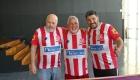 Hugo Senone, Marcelo Coutinho e Mariano Di Luozzo (Foto: Divulgação)