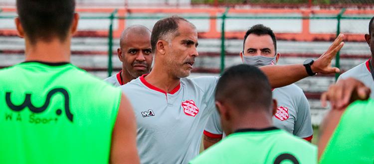 Bangu se prepara para o Campeonato Brasileiro Serie D. Crédito: Caio Almeida / Bangu AC